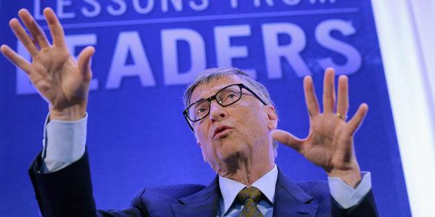 Bill Gates lobt Angela Merkels Flüchtlingspolitik