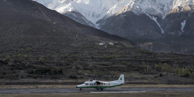 Ein Flugzeug der Linie Tara Airlines ist in Nepal abgestürzt