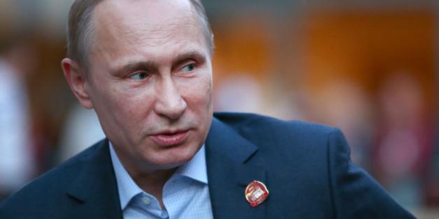 Ein fataler Fehler Putins könnte zum Absturz des Fluges MH17 geführt haben