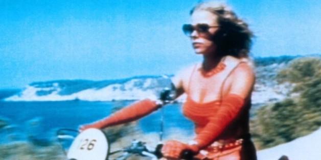 """Margit Geissler in dem Film """"Die schönen Wilden von Ibiza"""""""