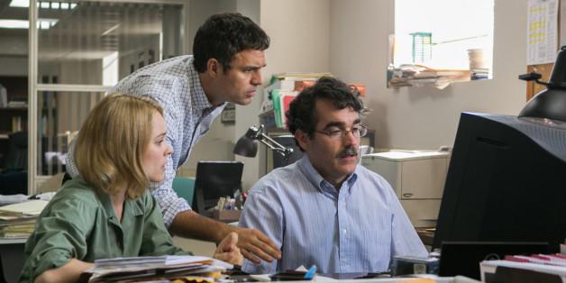 """Im Kinofilm """"Spotlight"""" dreht sich alles um die Enthüllungen eines Reporterteams aus Boston."""