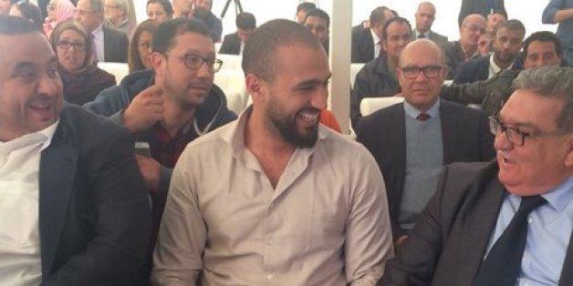 Badr Hari, guest star... Des toilettes publiques de Marrakech