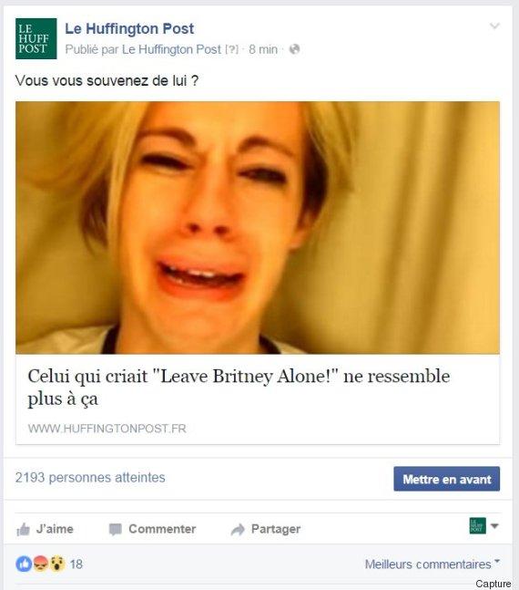 facebook réactions