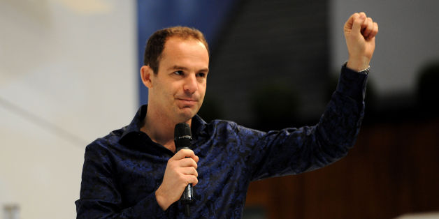 File photo dated 15/03/13 of Martin Lewis who is to donate half a million pounds to enable food banks to roll out a pioneering programme enabling thousands of people to get free help with money and debts.