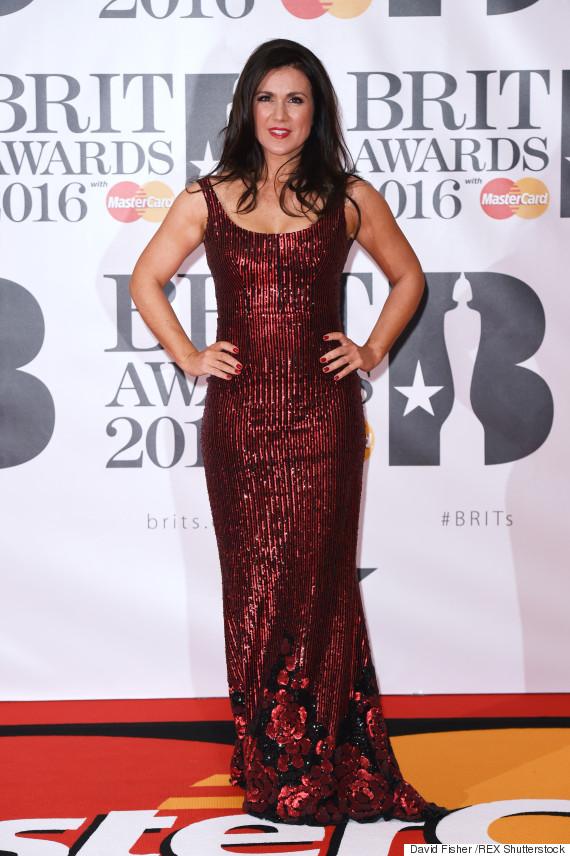 susanna reid brit awards