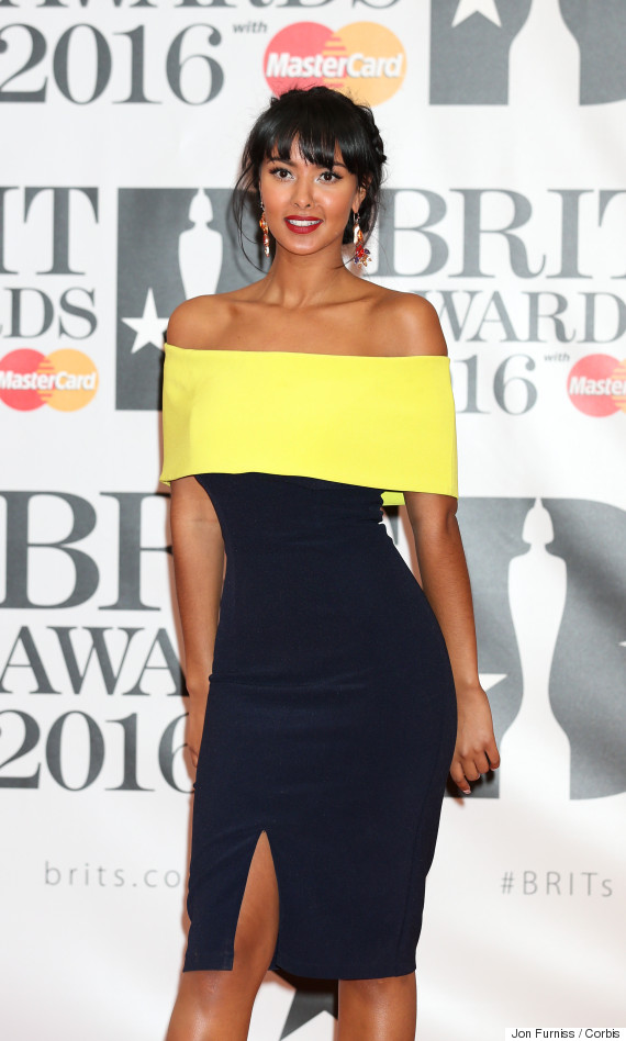 maya james brit awards