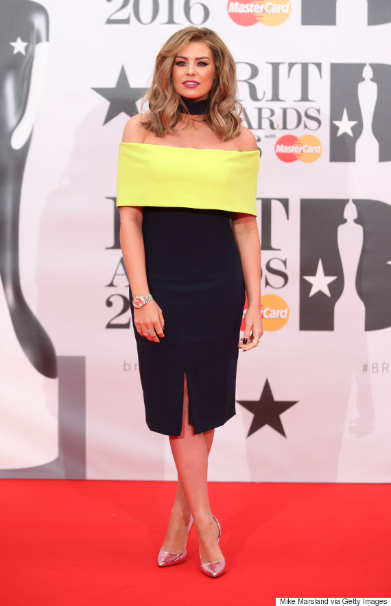 brit awards wright