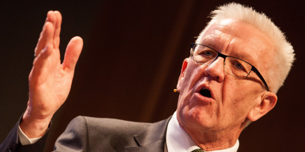 Winfried Kretschmann griff die AfD hat an