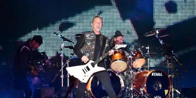 Metallica sort un album de morceaux enregistrés au Bataclan pour les victimes des attentats du 13 novembre