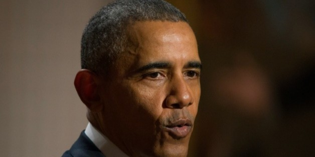 Le président Barack Obama le 24 février 2016 à Washington