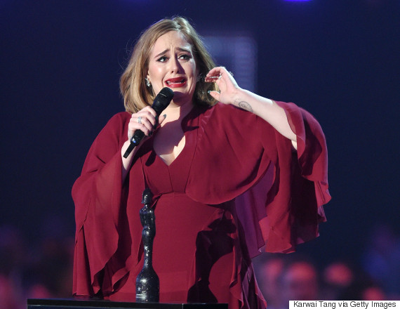 adele global success brits
