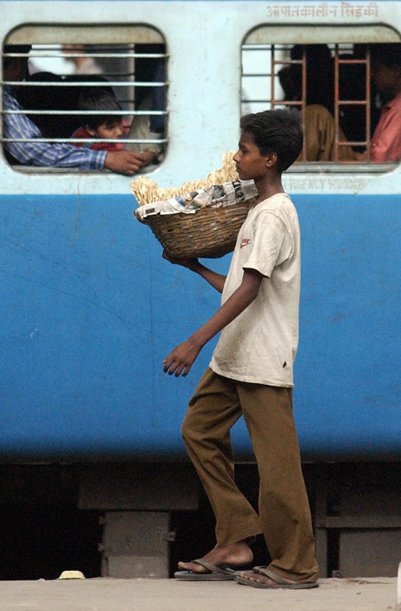 railway food india