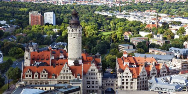 In Leipzig haben Unbekannte ein totes Schwein bei einer Moschee abgelegt