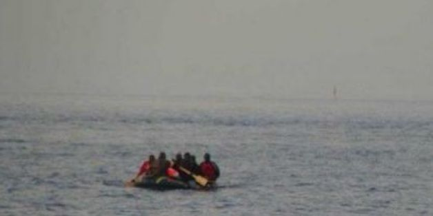 Sept migrants secourus en mer par la marine royale marocaine (Image d'illustration)