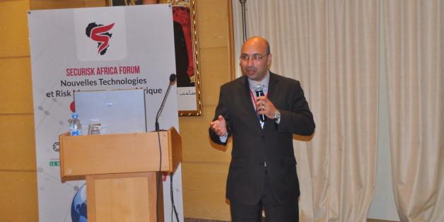 Anouar Jaouhari, directeur de la sécurité au sein de HP (Hewlett-Packard)