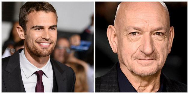 Theo James et Ben Kingsley au Maroc pour un tournage