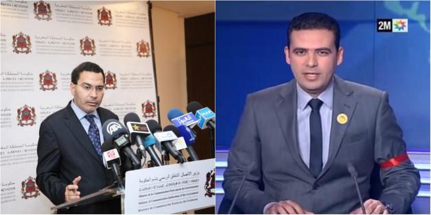 El Khalfi mécontent de la couverture médiatique de la grève générale par 2M