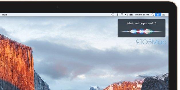 Siri existe depuis 5 ans sur l'iPhone, mais l'assistant personnel d'Apple n'a jamais été porté sur Mac... pour l'instant.