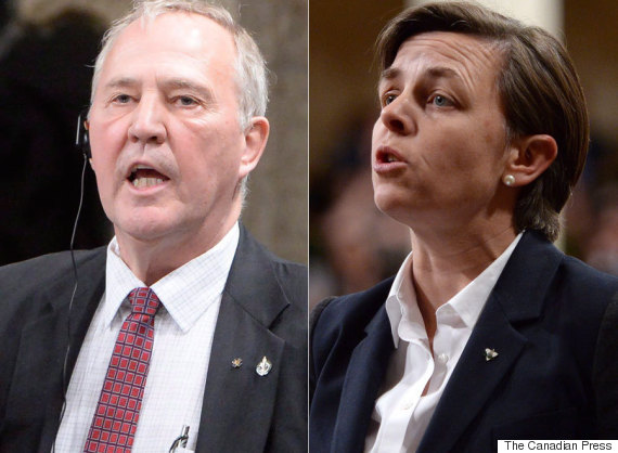 bill blair kellie leitch