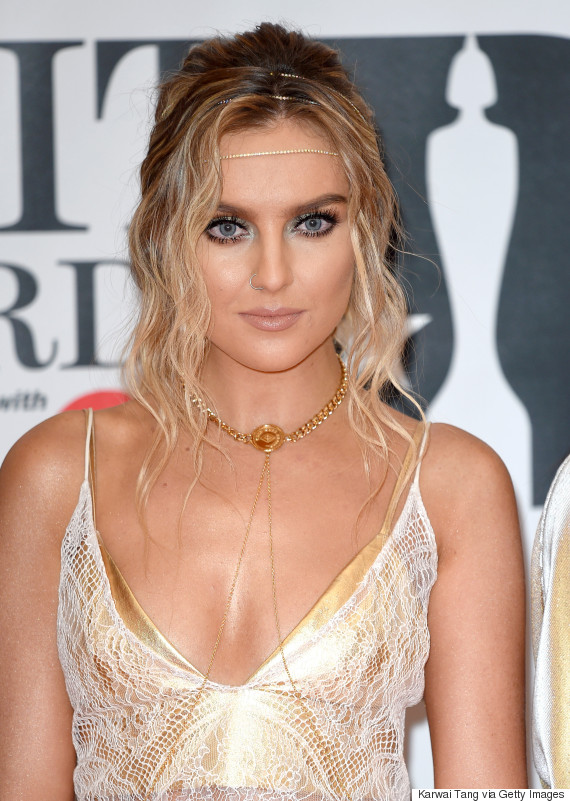 Little Mix Perrie Edwards 2016