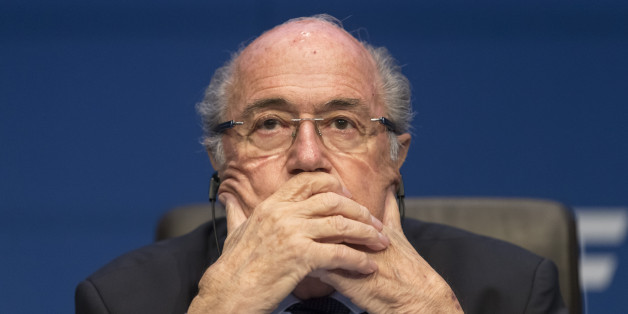 Heute geht Fifa-Präsident Jospeh Blatter