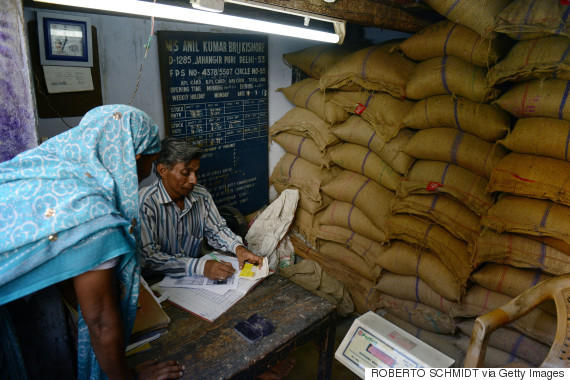 ration shops india