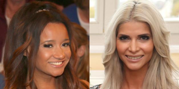"""Gabby Rinne (l.) und Micaela Schäfer sollen bereits von RTL als """"Evas"""" angefragt sein"""