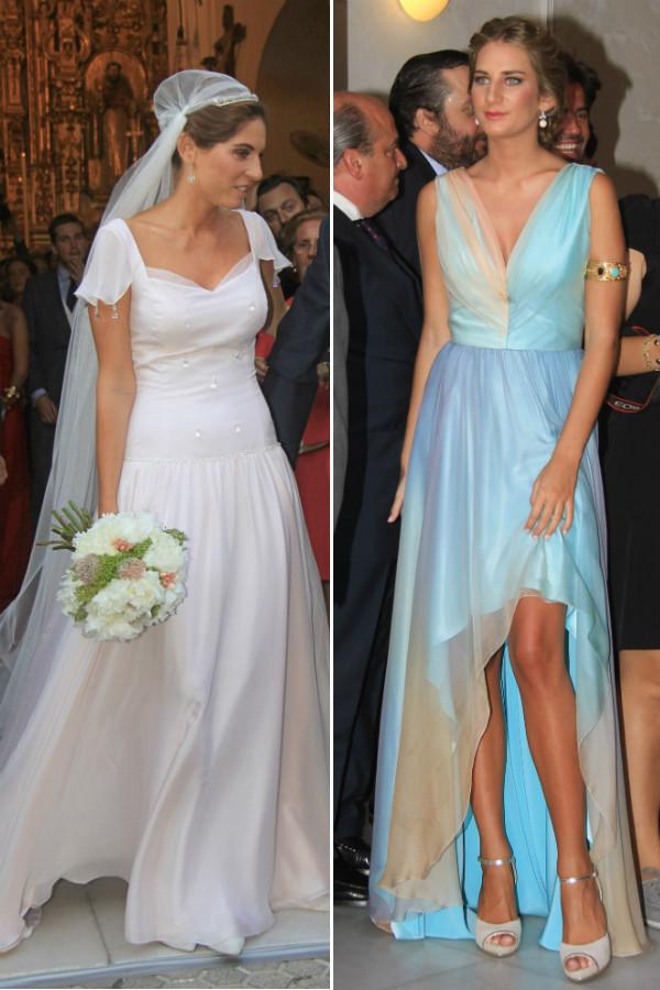 vestido de novia de lourdes montes