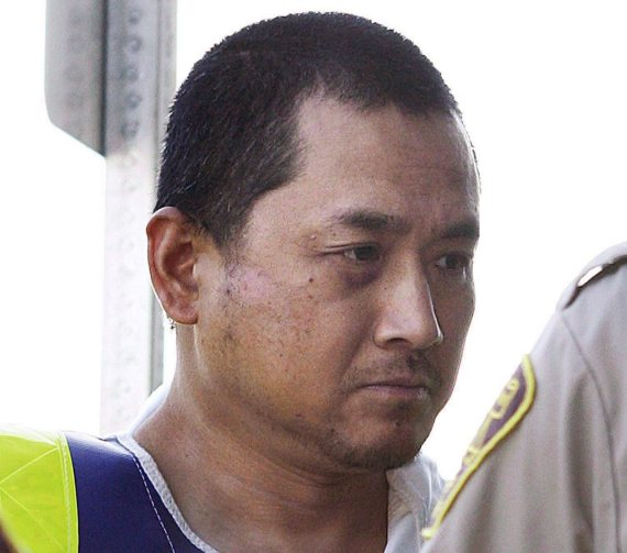 vince li will baker greyhound beheading