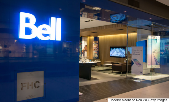 bell store toronto