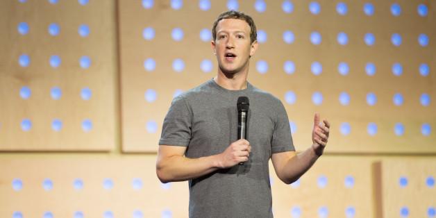 Mark Zuckerberg räumte in Berlin Versäumnisse beim Löschen der Hasskommentare.