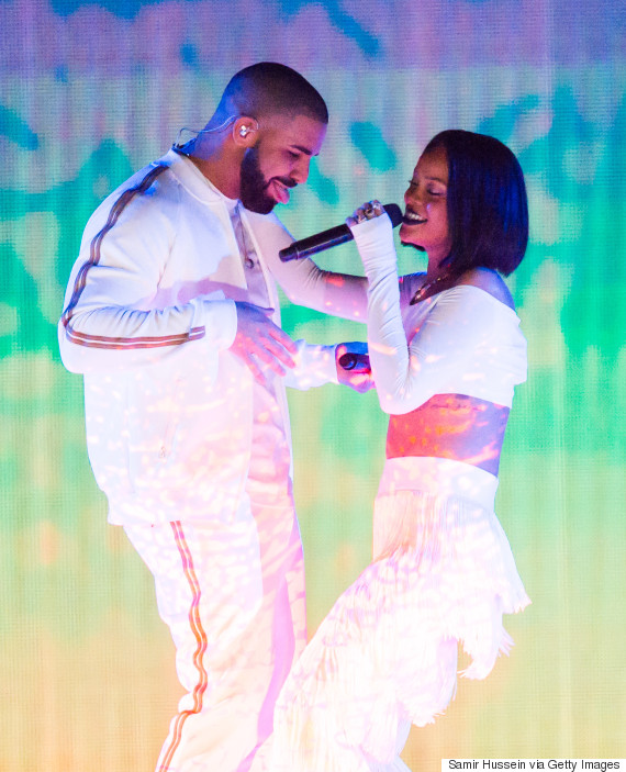 Rihanna And Drake Back Together? 'Work' Collaborators 'Dating And Inseparable During Time In London'