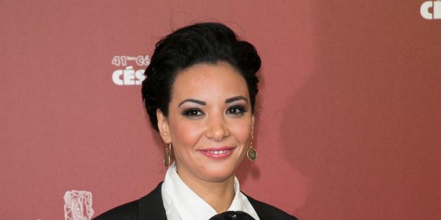 La participation très commentée de Loubna Abidar aux César