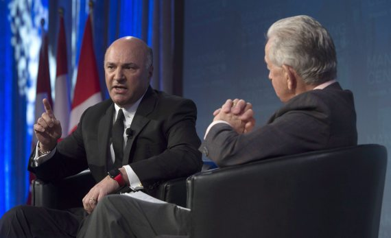 kevin oleary preston manning manning conference