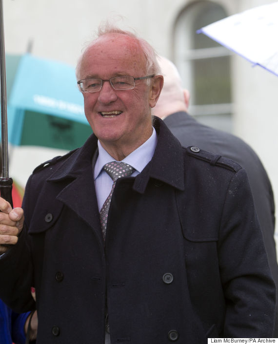 frank kelly actor