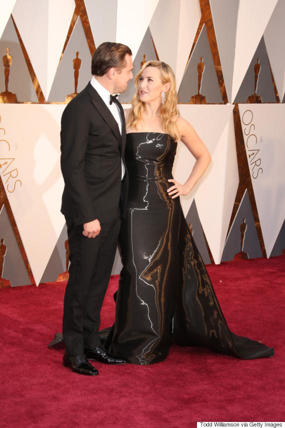 Oscars Kate Winslet