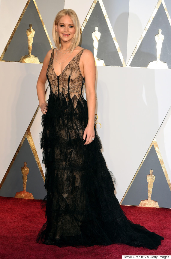 Oscars Jennifer Lawrence