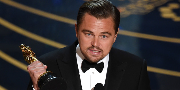Leonardo DiCaprio nutze seine Oscar-Rede für diese Botschaft