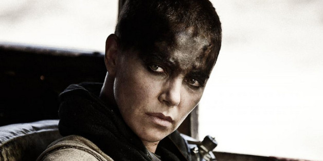 Charlize Theron als Furiosa in Mad Max
