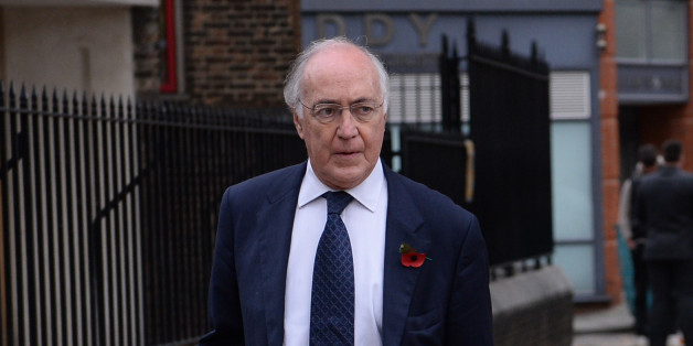 Former Conservative leader Michael Howard