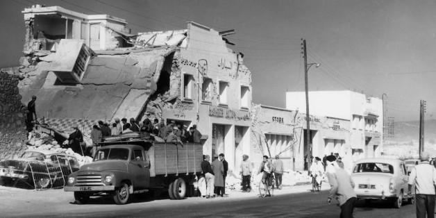Il y a 56 ans, Agadir dévastée par le pire tremblement de terre de l'histoire du Maroc (PHOTOS)