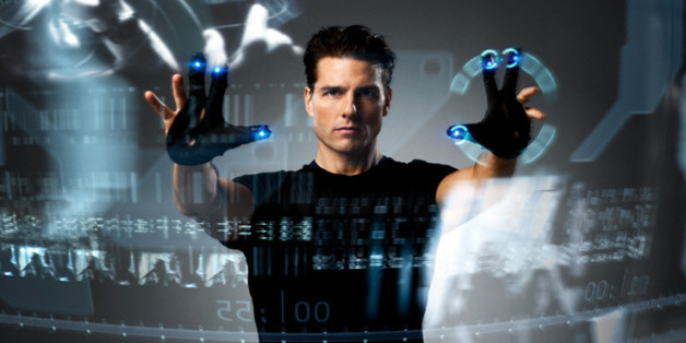 Sony réfléchit à un gant pour la réalité virtuelle façon Minority Report