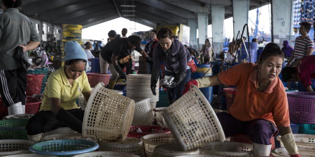 Die USA haben zahlreiche Güter verboten, weil sie von Zwangsarbeitern gewonnen werden