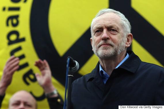 corbyn trident