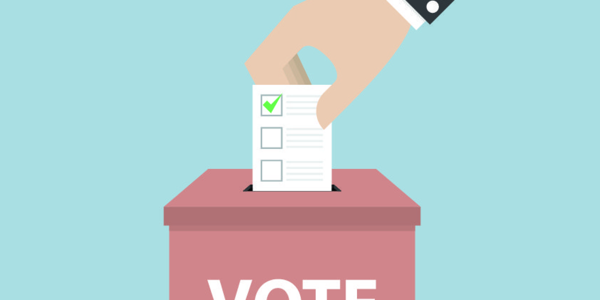 why americans should vote Essay on why americans should vote americans and voting there is value in having and exercising the right to vote  americans today have developed a mindset that their vote does not make a difference, and that voicing out their opinions is a waste of time.