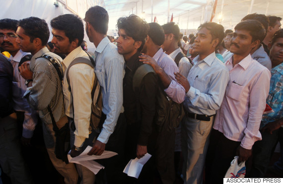 job queue india