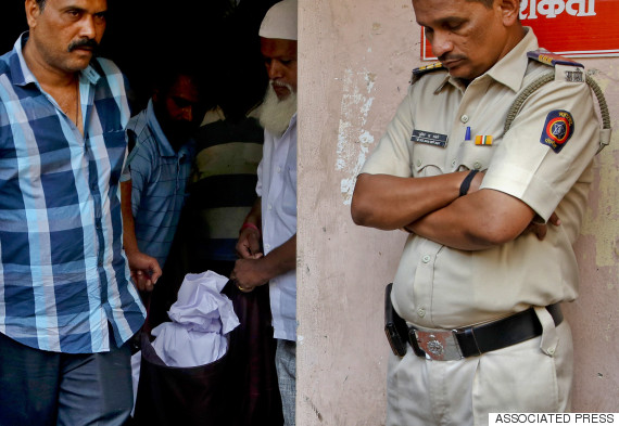 mumbai murder