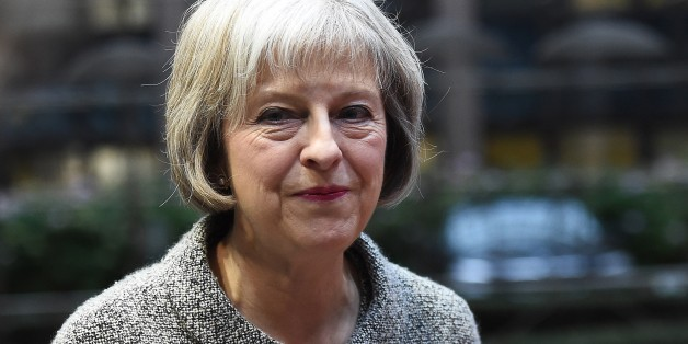 "Home Secretary Theresa May: ""Terrorists and criminals are operating online and we need to ensure the police and security services can keep pace with the modern world and continue to protect the British public from the many serious threats we face."""
