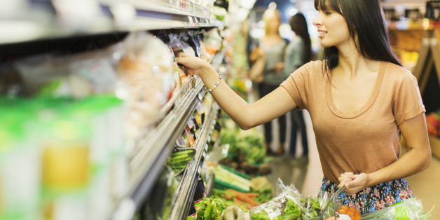 Neben Gemüse kann man als Vegetarier auch auf vegane Wurst zurückgreifen