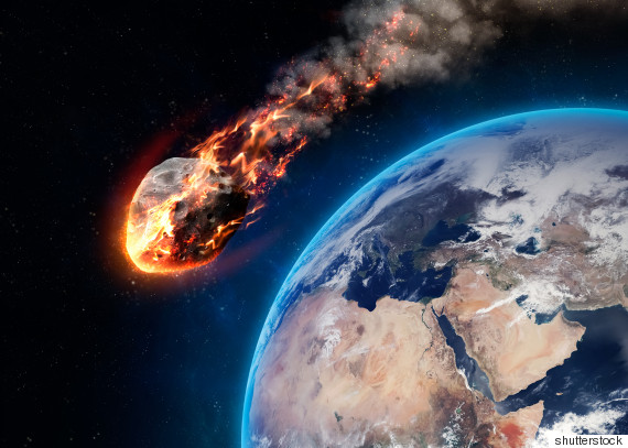 asteroid planet earth